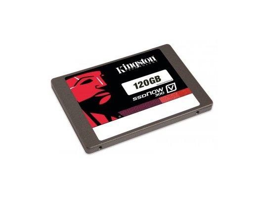 """SSD жесткий диск Kingston SATA-III 120Gb SV300S37A/120G 2.5"""" w450Mb/s"""