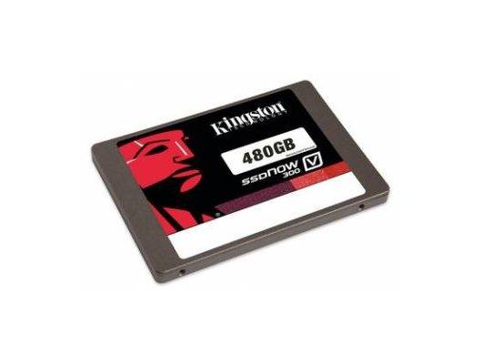 """SSD жесткий диск Kingston SATA-III 480Gb SV300S37A/480G 2.5"""" w450Mb/s"""