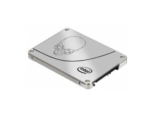 """SSD жесткий диск Intel SATA-III 480Gb SSDSC2BP480G410 730 Series 2.5"""" w470Mb/s r550Mb/s"""
