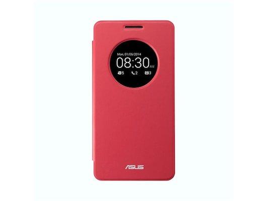 Чехол Asus для ZenFone 5 View Flip Cover красный (A501CG/A500CG/A500KL)