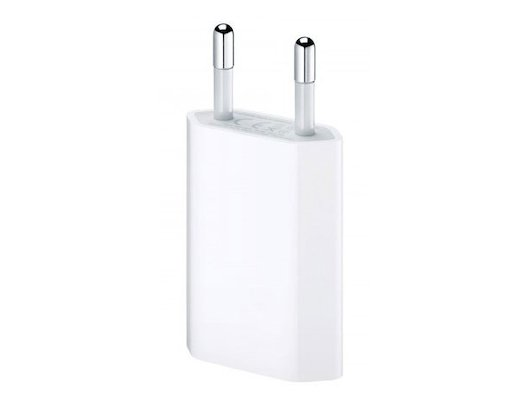 Зарядное устройство Apple MD813ZM/A белый