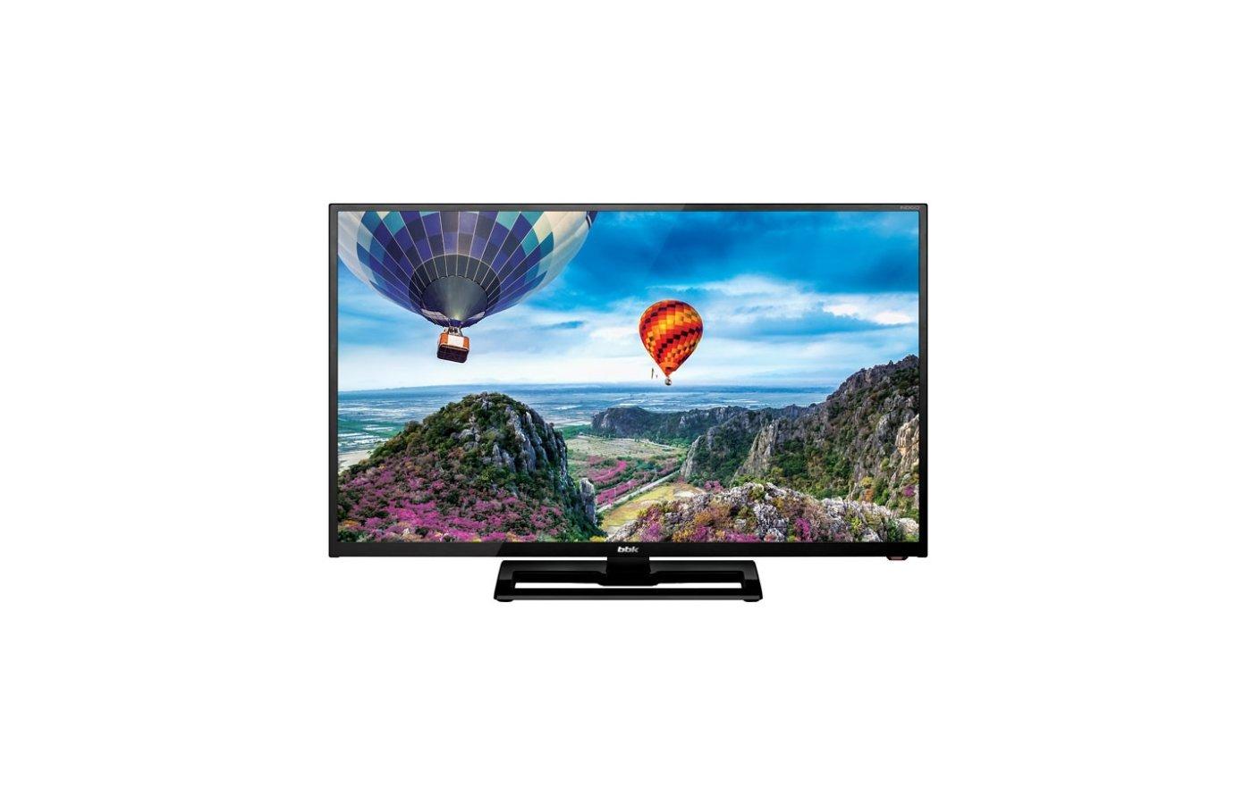 LED телевизор BBK 24LEM 1005/T2C black