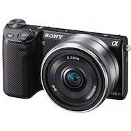 Фотоаппарат со сменной оптикой SONY ILCE A6000LB 16-50mm black