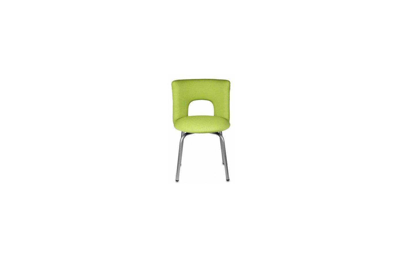 Бюрократ стул KF-1/27-34 вращающийся светло-салатовый 27-34