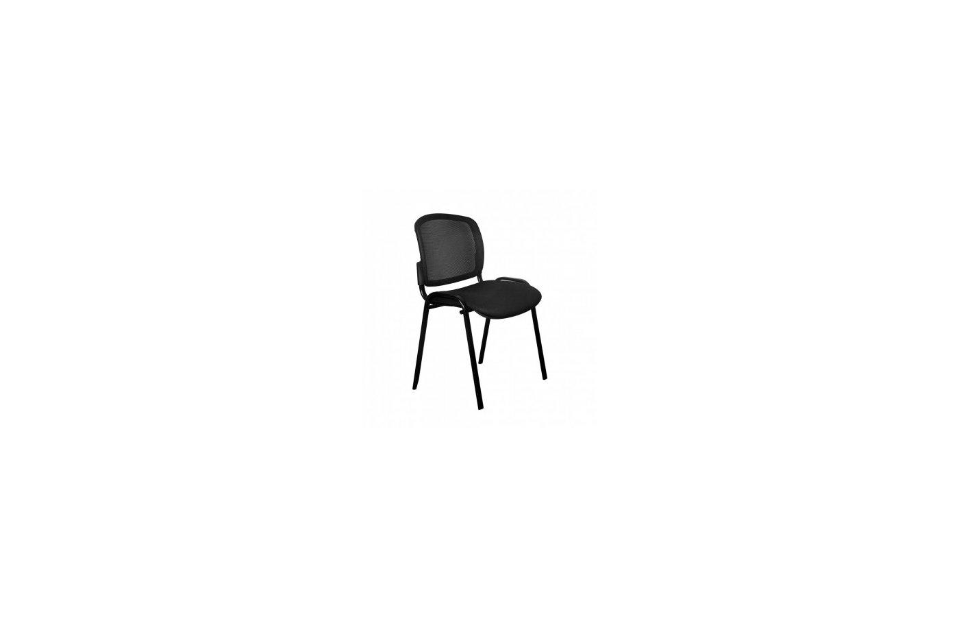 Бюрократ стул Вики/B/15-21 спинка сетка черный сиденье черный 15-21