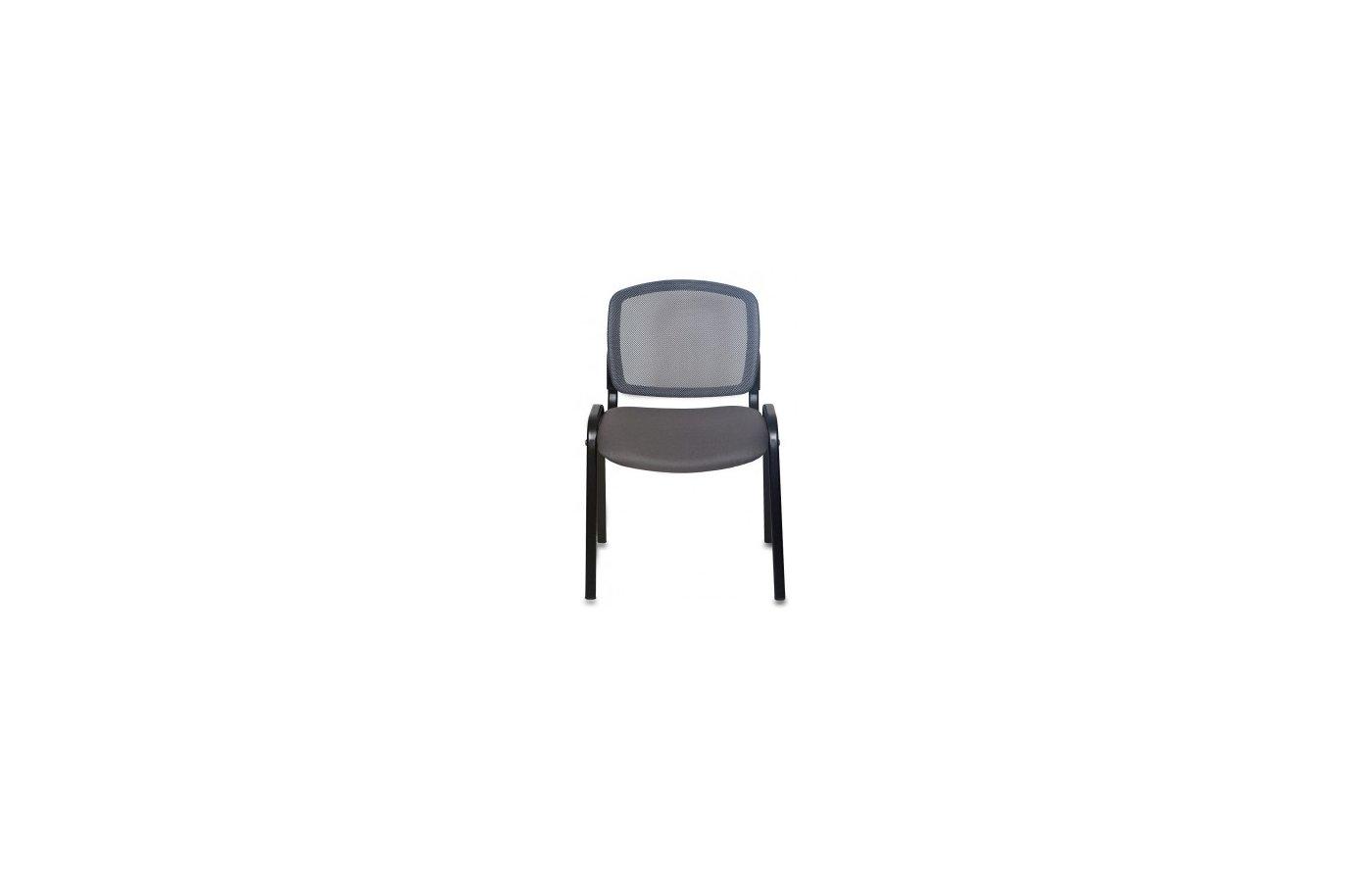 Бюрократ стул Вики/DG/15-13 спинка сетка темно-серый сиденье серый 15-13