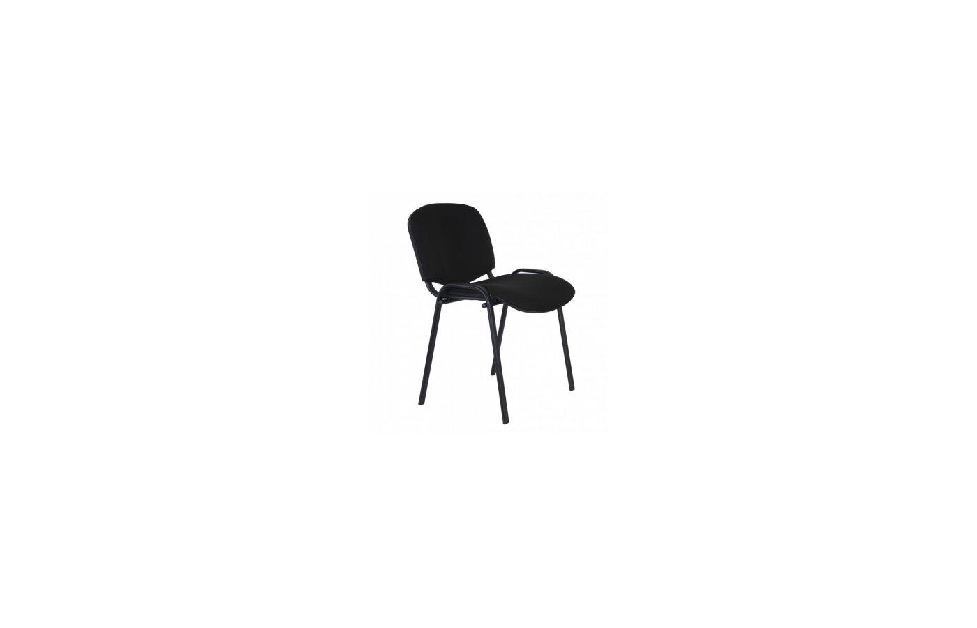 Бюрократ стул Виси черный черный C-11 ткань