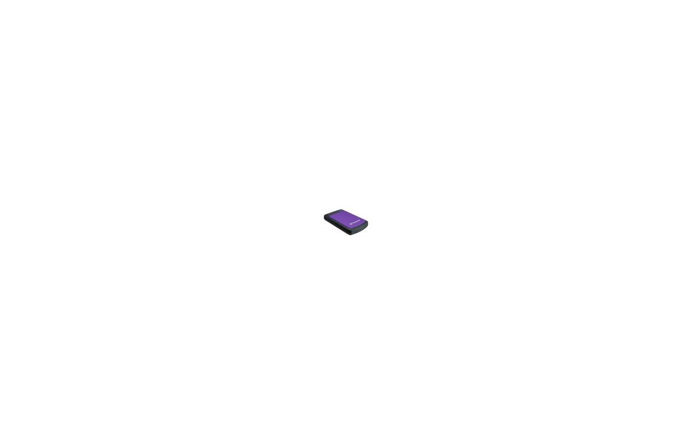 "Внешний жесткий диск Transcend USB 3.0 2Tb TS2TSJ25A3K 2.5"" черный"