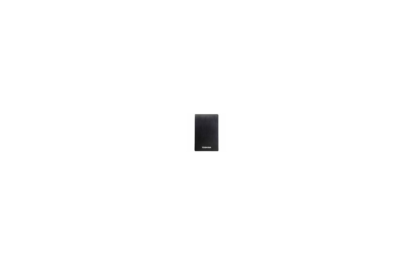 """Внешний жесткий диск Toshiba USB 3.0 500Gb HDTD205EK3DA Stor.e Slim 2.5"""" черный"""