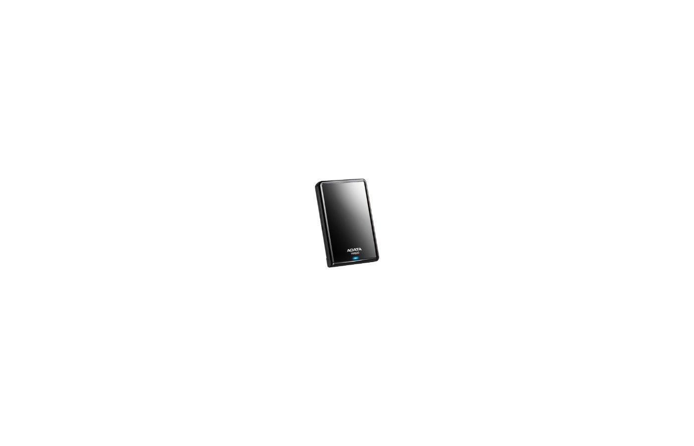 """Внешний жесткий диск A-Data USB 3.0 1Tb ANH13-1TU3-CBK 2.5"""" черный"""