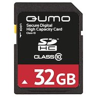 Карта памяти QUMO SDHC 32Gb Class 10