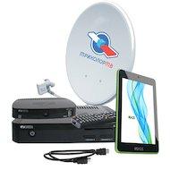 Фото Спутниковое ТВ Триколор Европа GS E501 + GS C591 + планшет комплект на 2 ТВ)