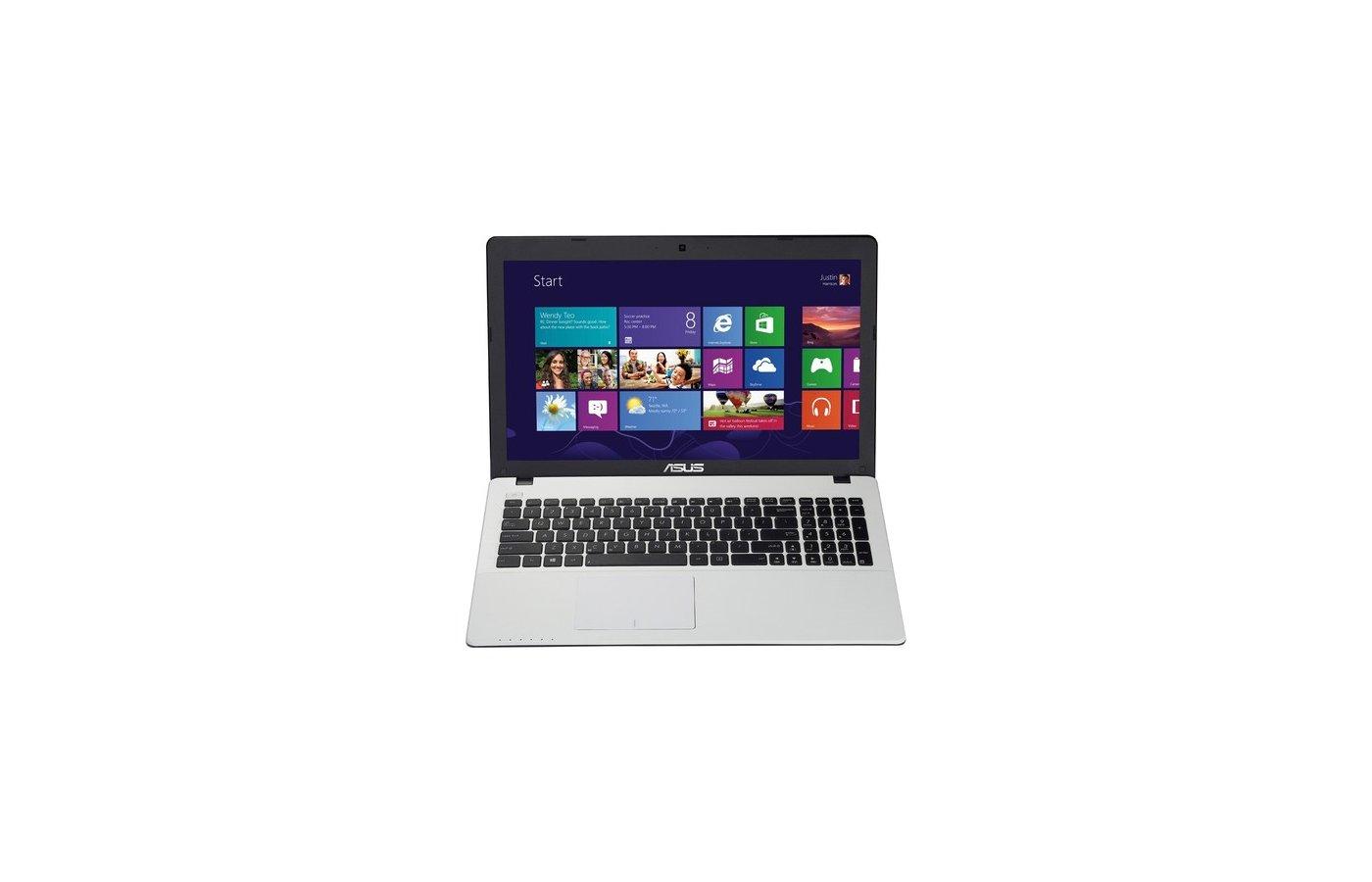 Ноутбук ASUS X550ZA-XO013H /90NB07A2-M00130/ AMD A8 7200/4Gb/1Tb/DVDRW/15.6/WiFi/Win8