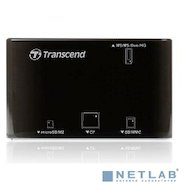 Картридер Transcend All in 1 Multi Black USB 2.0 Support SDHC (TS-RDP8K)