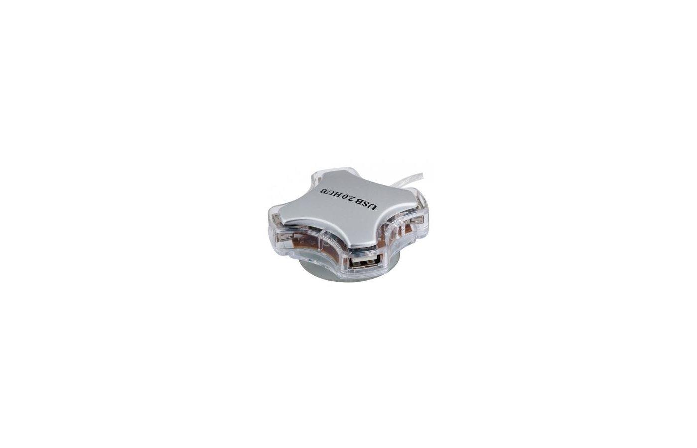 Разветвитель USB 2.0 PC Pet Candy