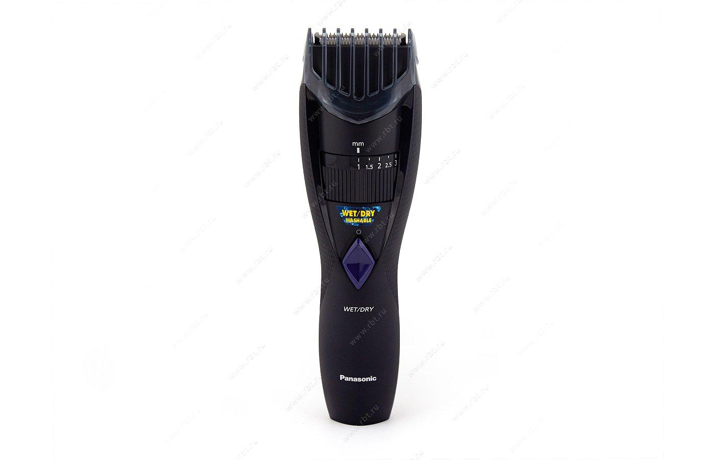 Машинка для стрижки волос PANASONIC ER-GB37-K520