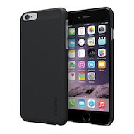 Чехол Incipio для iPhone 6/6S Plus Feather черный (матовый) (IPH-1193-BLK)