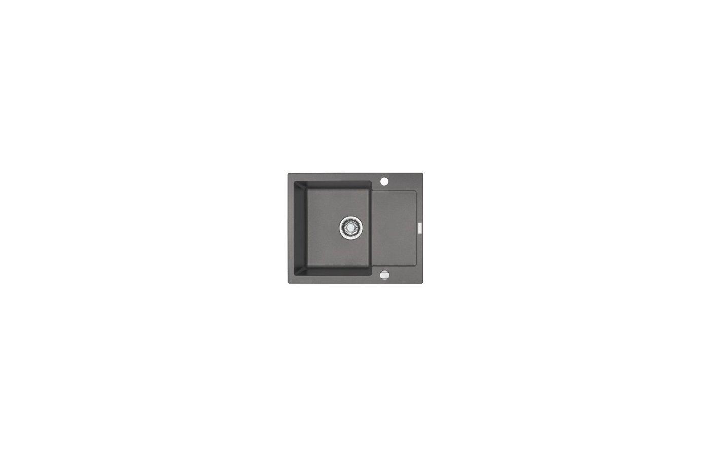Кухонная мойка FRANKE BFG 611C серый