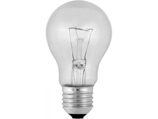 Лампочки накаливания Camelion 60/A/CL/E27 (Эл.лампа накал.с прозрачной колбой ЛОН)