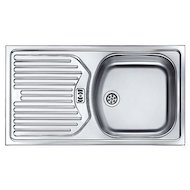 Кухонная мойка FRANKE ETL 614 Вентиль 3.5 + комплект для монтажа
