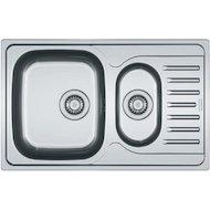 Кухонная мойка FRANKE POLAR PXL 651-78 Вентиль 3.5 + комплект для монтажа