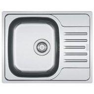 Фото Кухонная мойка FRANKE POLAR PXN 611-60 Вентиль 3.5 + комплект для монтажа
