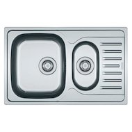 Кухонная мойка FRANKE POLAR PXN 651-78 Вентиль 3.5 + комплект для монтажа