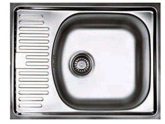 Кухонная мойка FRANKE ETN 611-58 Вентиль 1.5 + комплект для монтажа