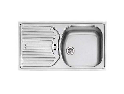 Кухонная мойка FRANKE ETN 614 Вентиль 3.5 + комплект для монтажа