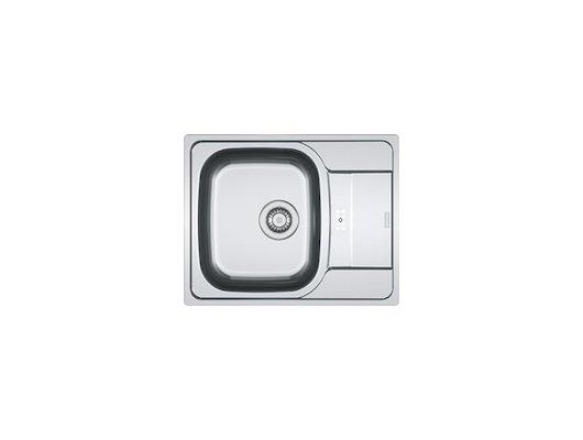 Кухонная мойка FRANKE POLAR PXN 614-60 Вентиль 3.5 + комплект для монтажа