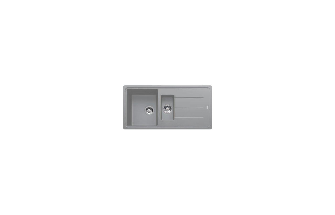 Кухонная мойка FRANKE BFG 651 серый