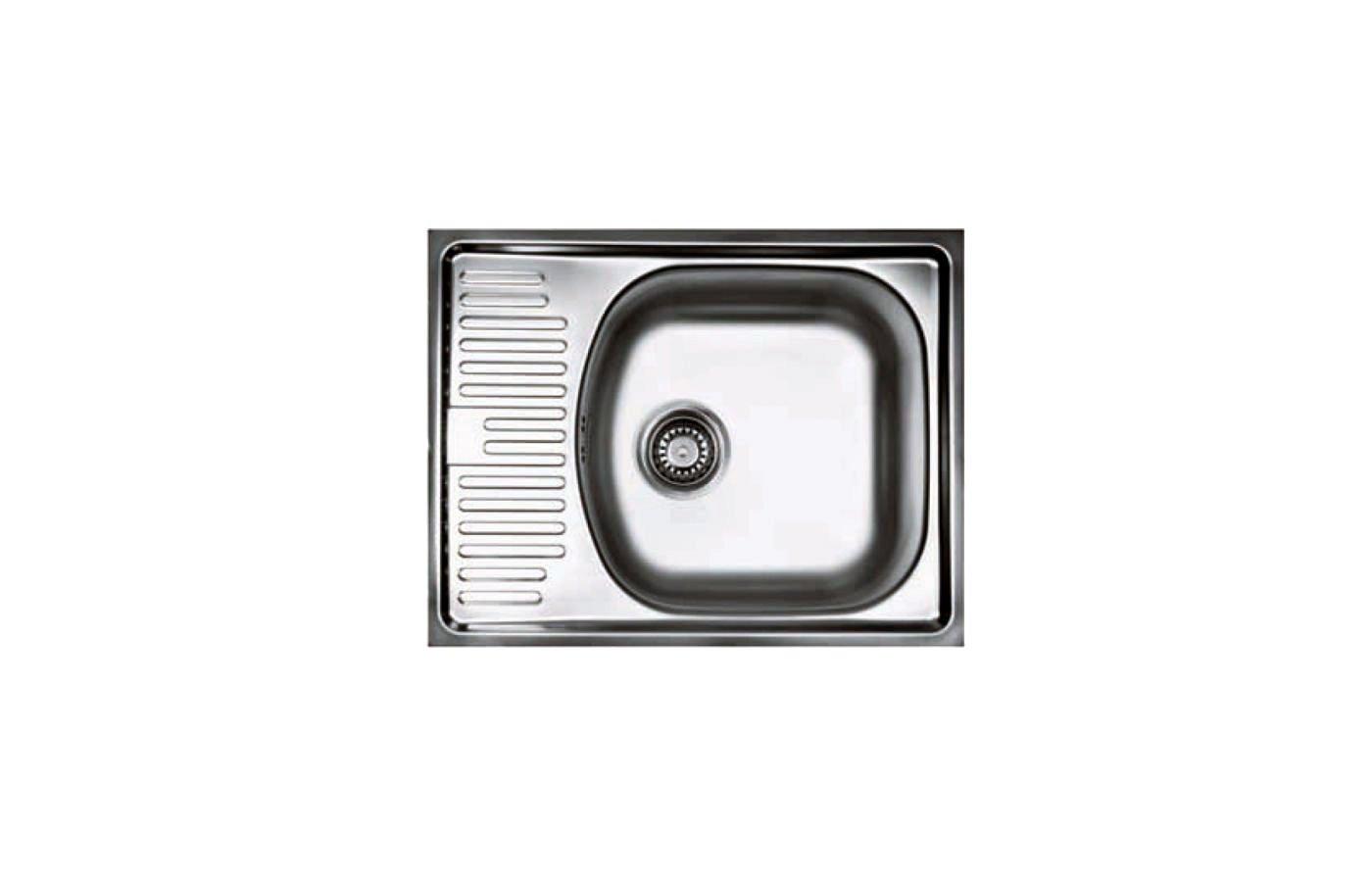 Кухонная мойка FRANKE ETN 611-56 Вентиль 1.5 + комплект для монтажа