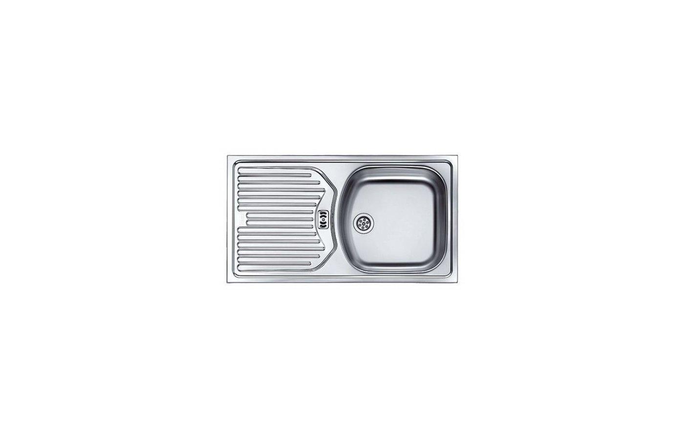 Кухонная мойка FRANKE ETN 614 Вентиль 1.5 + комплект для монтажа