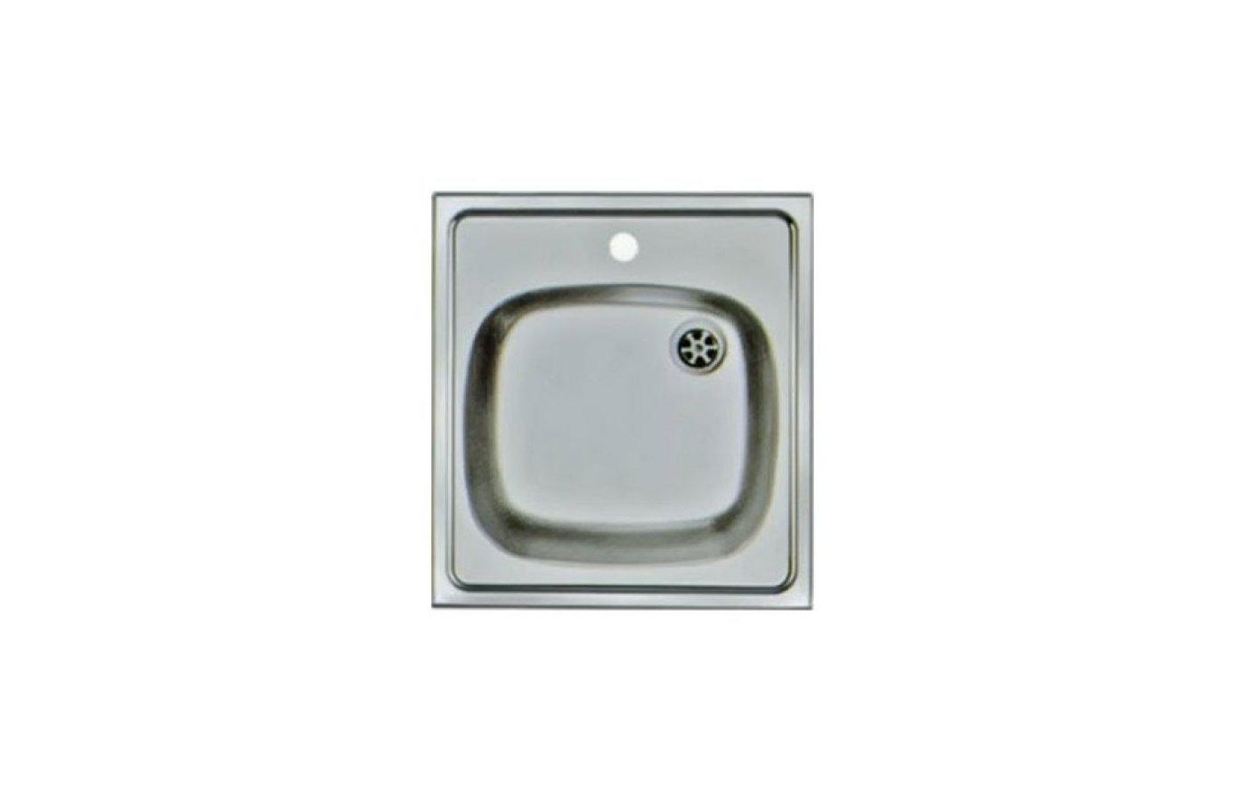 Кухонная мойка FRANKE ETX 610-45 Вентиль 1.5 + комплект для монтажа