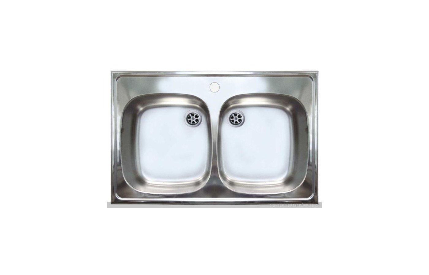 Кухонная мойка FRANKE ETX 620-50 Вентиль 1.5 + комплект для монтажа