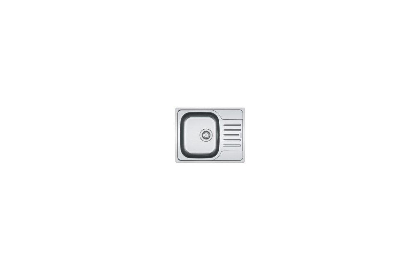 Кухонная мойка FRANKE POLAR PXN 611-60 Вентиль 3.5 + комплект для монтажа