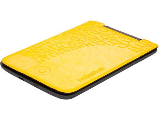 Чехол Pocketbook для 515 черно-желтый (PBPUC-5-BCYL-BD)