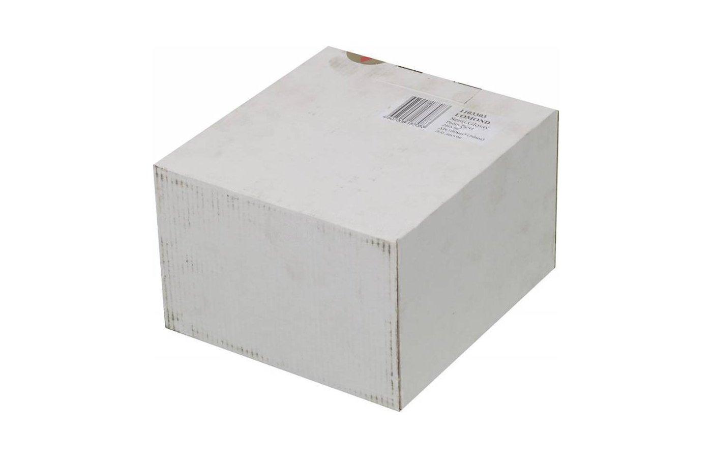 Фотобумага Lomond 1103303 10x15см/260г/м2/500л. полуглянцевая для струйной печати