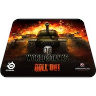 Фото Коврик для мыши Steelseries SS QcK World of Tanks edition (67269)