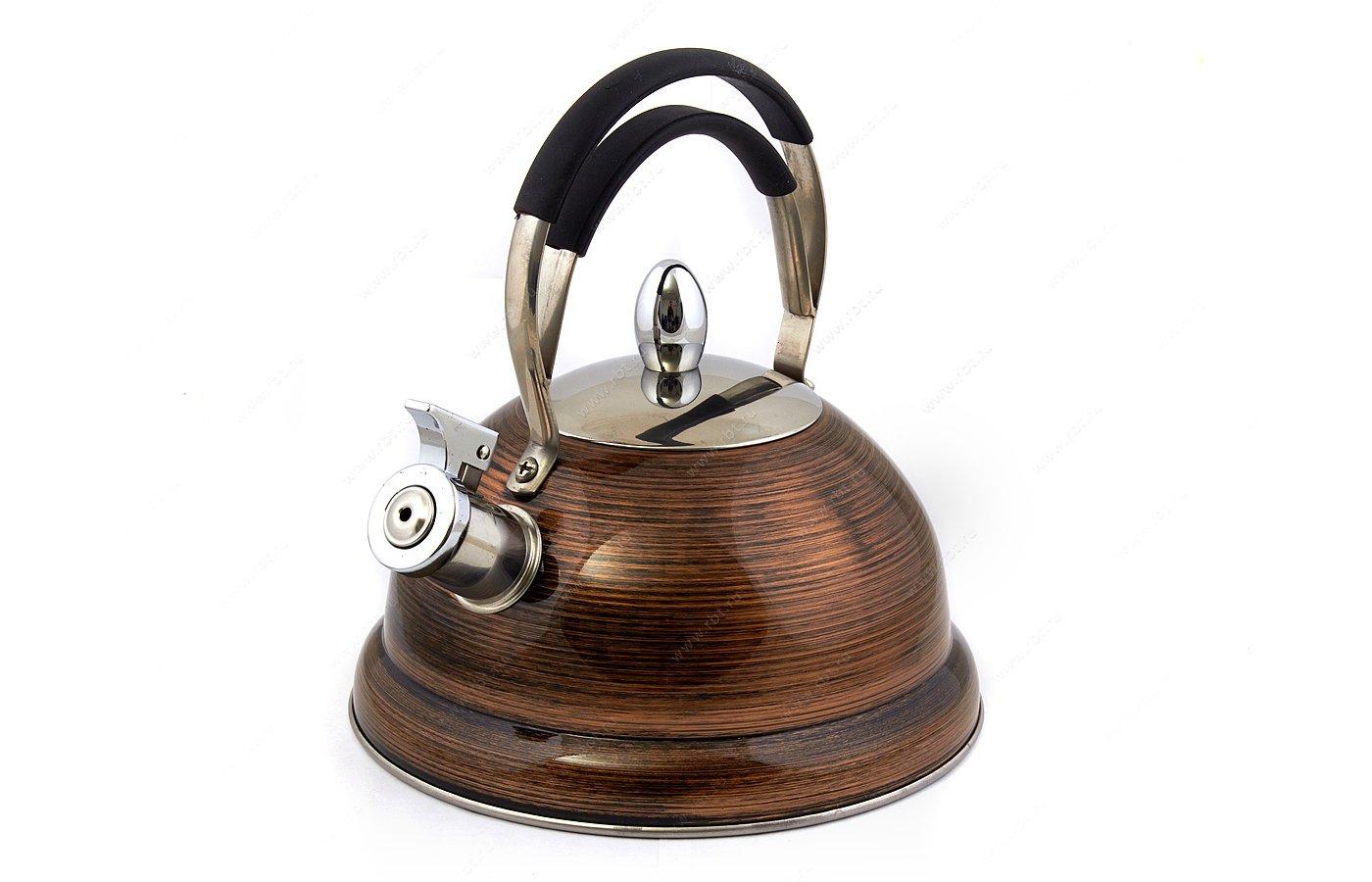 чайник металлический MALLONY 477-C