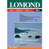 Фотобумага Lomond 0102142 A4/170г/м2/50л. Глянцевая