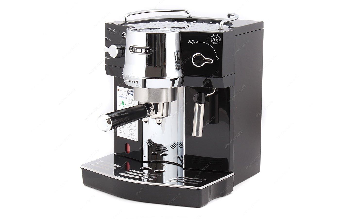 Кофеварка DELONGHI EC 820