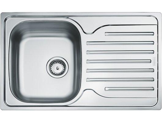 Кухонная мойка FRANKE POLAR PXN 611-78 Вентиль 3.5 + комплект для монтажа