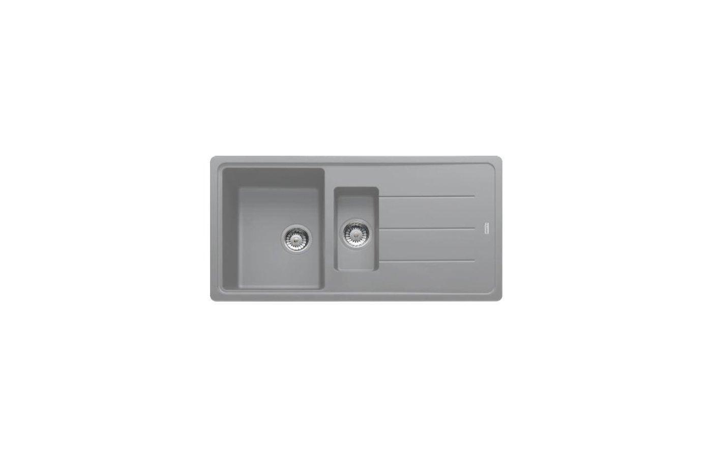 Кухонная мойка FRANKE BFG 651 серебро