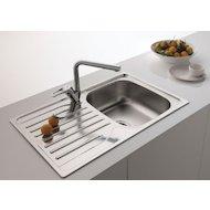 Фото Кухонная мойка FRANKE POLAR PXL 611-78 Вентиль 3.5 + комплект для монтажа