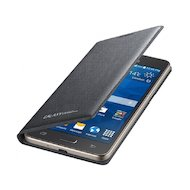 Фото Чехол Samsung для Grand Prime (G530/G531) FlipCover dark gray