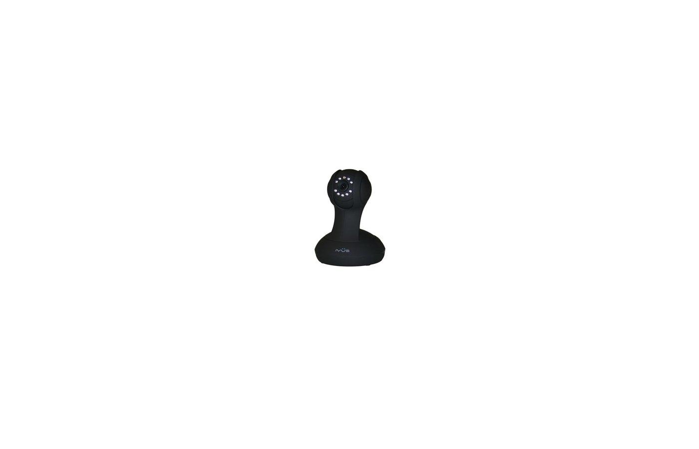 IP Видеокамеры IVUE IV2305W_B видеокамера IP MJPEG, Беспроводная WiFi Аудио, Чёрная