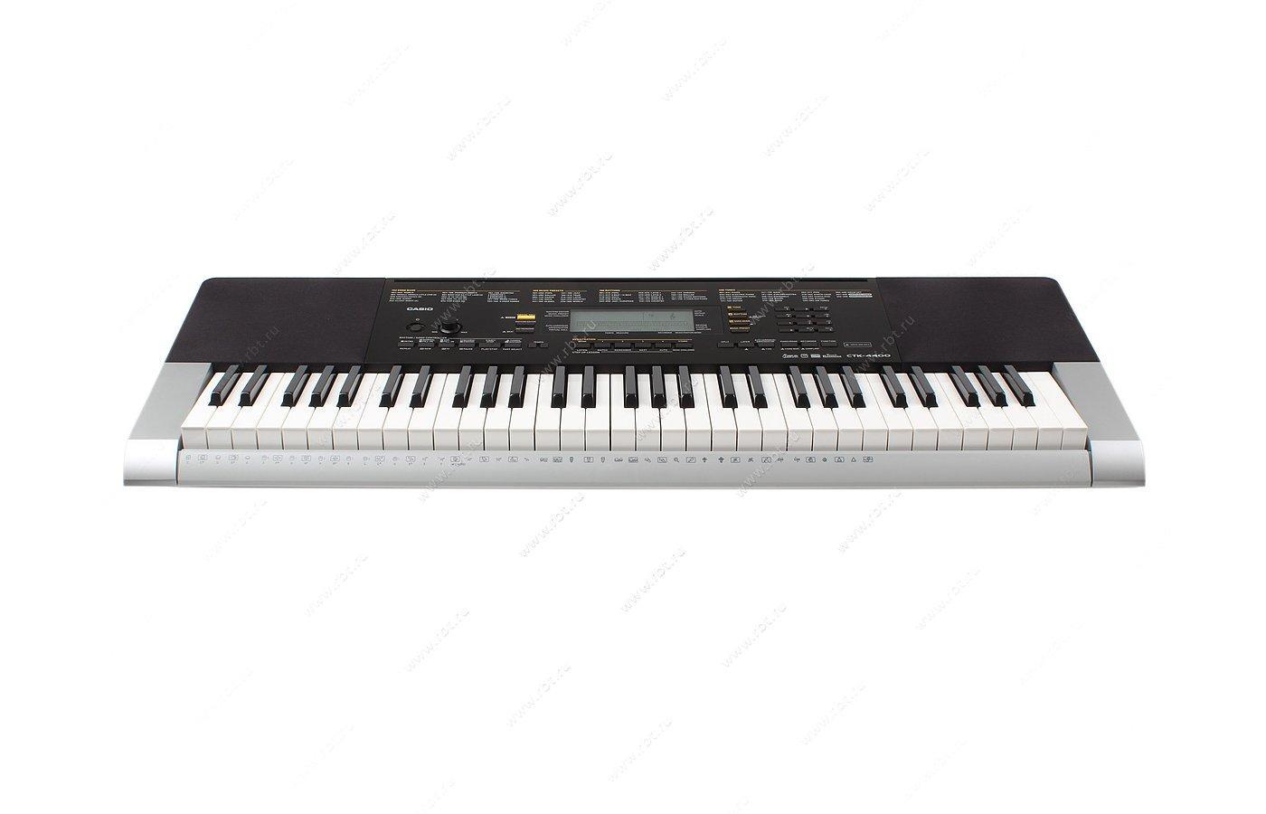 Музыкальный инструмент CASIO CTK-4400