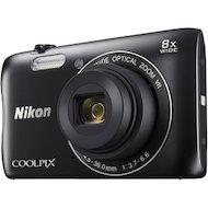 Фото Фотоаппарат компактный Nikon Coolpix S3700 black