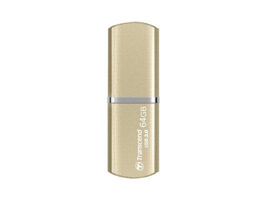 Флеш-диск Transcend 64Gb Jetflash 820G TS64GJF820G USB3.0 золотистый
